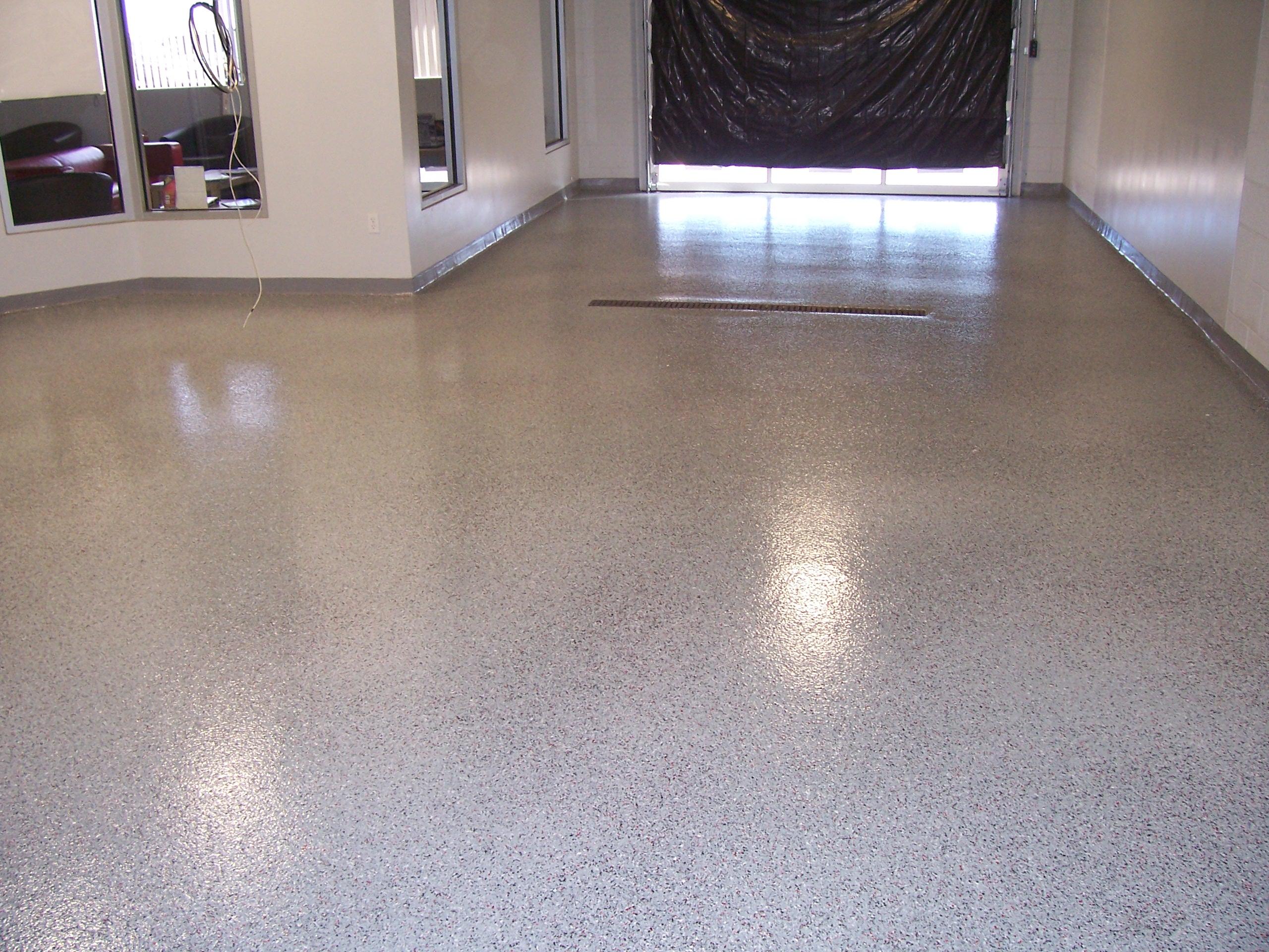 Seamless Resinous Flooring
